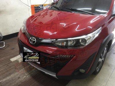 (小鳥的店)豐田 2019 YARIS 通用款 A柱 盲點偵測 台製 各車系 免鑽孔 BSM toyota