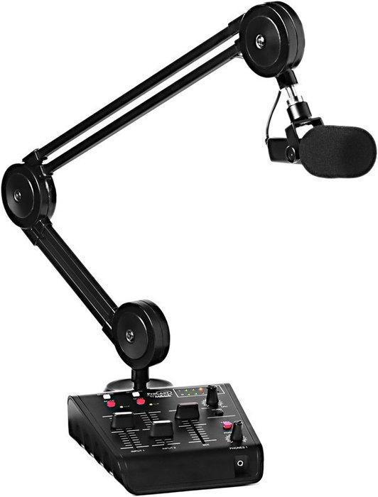 《民風樂府》美國Miktek ProCast SST  USB麥克風/混音器/錄音界面 廣播//錄音/RC直播皆好用