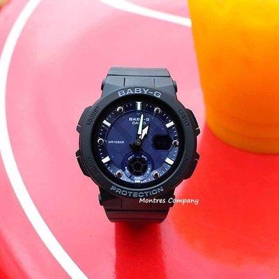 Montres Company香港註冊26年老店 卡西歐 CASIO Baby-G 黑色 BGA-250-1A 八款有現貨