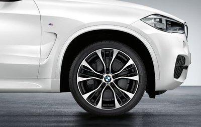BMW M Performance  21 吋 599M ( 含胎組 ) For F15 X5 25d 30d 35i