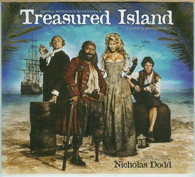 """金銀島(Treasured Island)""- Nicholas Dodd,全新瑞典版(59),Digipak"