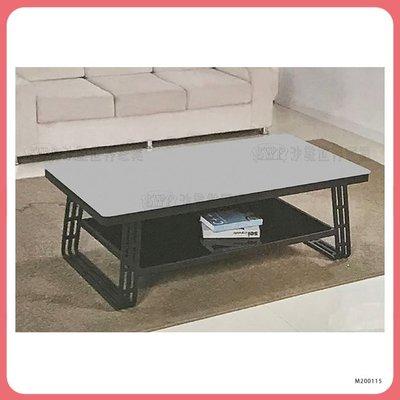 【沙發世界家具】大理石紋大茶几**〈Y061R1157-2〉電視櫃/茶几/邊桌/矮櫃/書櫃