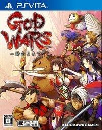 (全新現貨)PSV GOD WARS 超越時空 神話戰爭 跨越時空 亞版中文版