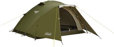 日本代購  Coleman Touring Dome/LX圓頂帳篷 2~3人用帳篷 戶外露營野餐旅遊  預購