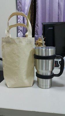 帆布袋王-6安純棉 大飲料袋