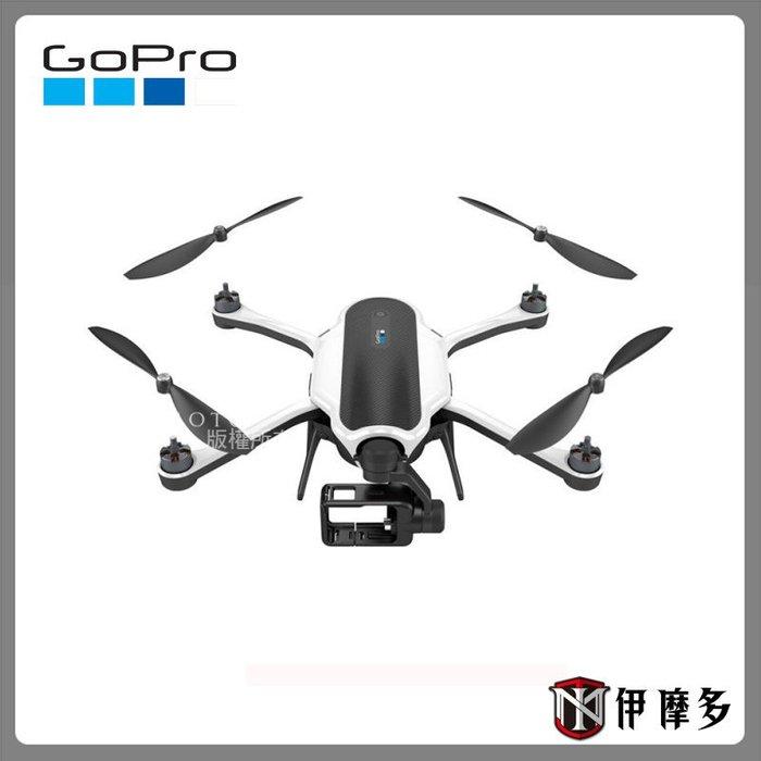 伊摩多※二手 公司貨 GoPro KARMA 四軸 摺疊 空拍 航拍 無人機 標配組 (不含Hero5 Black主機)