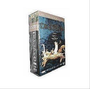 歐美劇《Deadwood 死木》第1-3季+完整花絮 DVD 全場任選買二送一優惠中喔!!