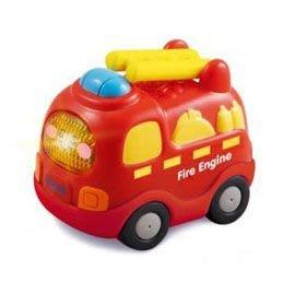 【小糖雜貨舖】英國 Vtech 嘟嘟車系列 - 消防車