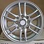 13吋(042)鋁圈+13吋輪胎~適用:MARCH.TERCEL.SOLIO.PRZ.SAVVY(完工價)非OZ鋁圈