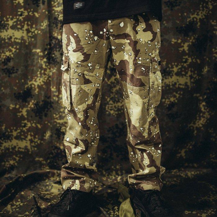 "GHK ""Veteran Collection"" Desert Camo Pants 沙漠迷彩"