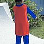 超人造形服裝/萬聖節服裝/聖誕節服裝/cosplay服裝/表演服80-130cm台灣製