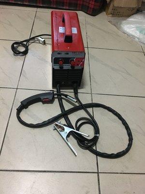 薄板專用電焊機 中元節、中秋節 大特價 7000元 免氣體co2電焊 雙旋扭 插電即用