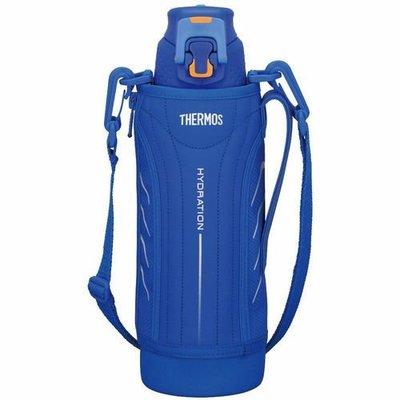 JP8現貨供應中 日本THERMOS 膳魔師 FFZ-1000F 藍不鏽鋼真空保溫杯 保溫瓶 清庫存下殺價