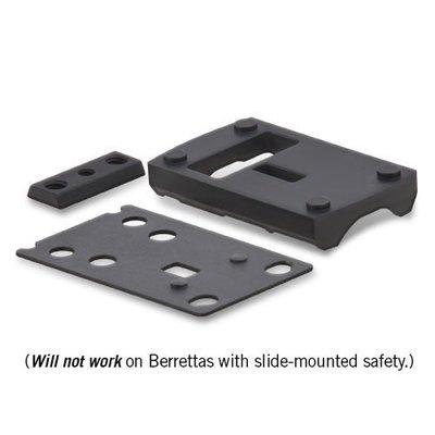 金和勝 真品 VORTEX 貓頭鷹 內紅點快瞄鏡轉接座 (貝瑞塔 Beretta 92) (MT-5103) 25691