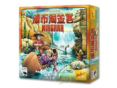*小貝比的家*瀑布淘金客 Niagara-中文版/8歲以上
