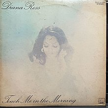 DIANA ROSS/TOUCH ME IN THE MORNING 西洋 黑膠唱片