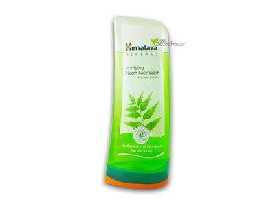 印度Himalaya喜馬拉雅 草本洗面露 Purifying Neem Face Wash 300ml 家庭號 新品上市
