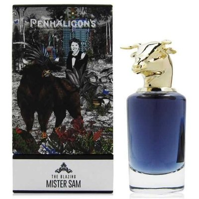 PENHALIGON'S潘海利根THE BLAZING MISTER SAM 山姆先生(公牛) 75ml