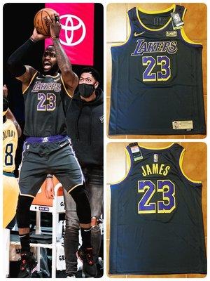 Lebron James NIke NBA 湖人隊獎勵球衣 LBJ SW 好萊塢 Kobe 城市