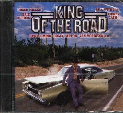 八八 - King of the Road - BILL WITHERS ROGER MILLER FATS DOMIN