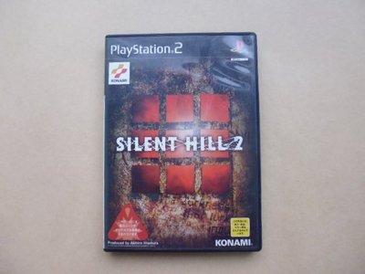 明星錄*日本原版SILENT HILL 2.二手遊戲光碟片(s223)