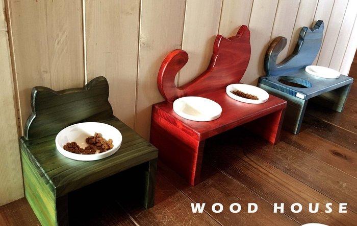 可愛新產品-寵物碗架 造型獨有.設計師款