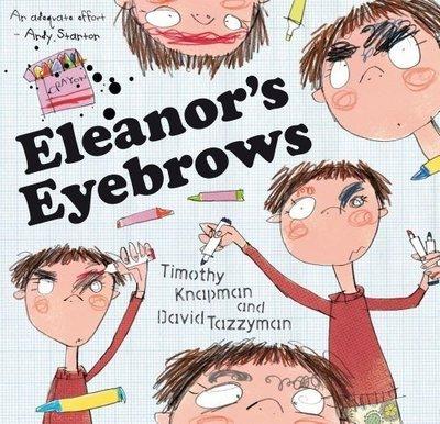 *小P書樂園* Eleanor's Eyebrows