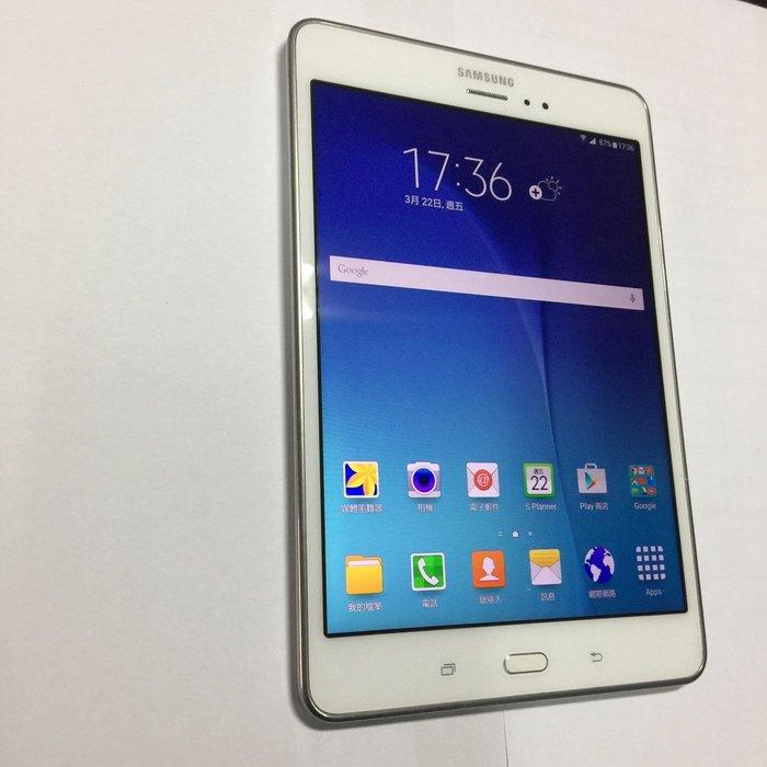 三星 Samsung  Galaxy Tab A 8.0 4G LTE(SM-P355Y ZAABR) 支援4G.SIM
