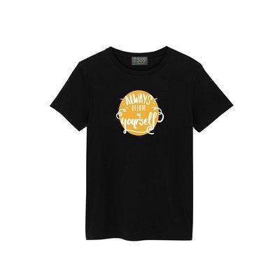 T365 ALWAYS BELIEVE IN YOURSELF T恤 男女皆可穿 多色同款可選 短T 素T 素踢 TEE