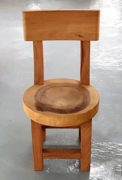 幸福家傢俱 羅德鐵木餐椅(CHAIR 10) 全實木傢俱