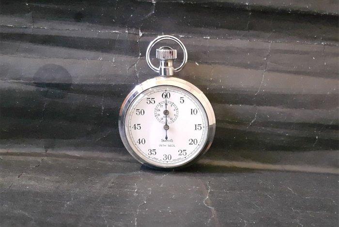 ONE*$1~英格蘭製*SMTHS-1950 『秒錶 』機械式1/5TH SECS.