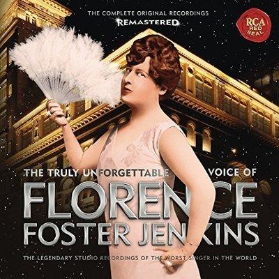 梅莉使史翠普電影音天后真實錄音Florence Foster Jenkins/佛羅倫斯.佛斯特.珍金絲精選原唱未唱稀少