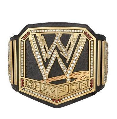 ☆阿Su倉庫☆WWE摔角 WWE Championship Title Belt WWE冠軍腰帶1:1紀念版 熱賣中