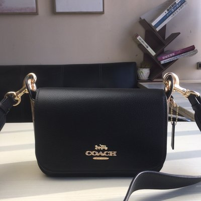 【Woodbury Outlet Coach 旗艦館】COACH 80614 郵差包 單肩包 斜跨包美國代購100%正品