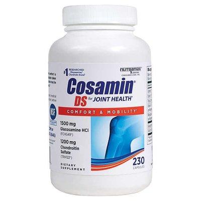 美國頂級 Cosamin DS Joint Health 230顆 葡萄糖胺 [保存期限:2024/2]
