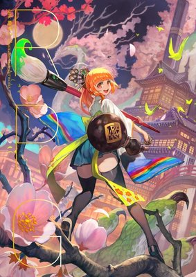 [代訂]FateGrand Order繪師 lack畫集 2 RPG (日文畫冊)9784798619873