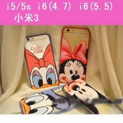 手機殼 小米3 迪士尼-黛西