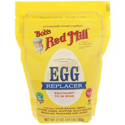 🐣 Bob's Red Mill 素蛋粉,2 盎司(340 克)【健康小舖】