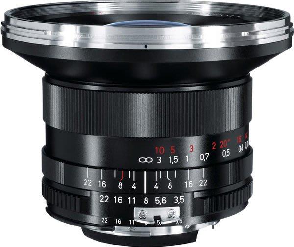 【eWhat億華】蔡司 Zeiss Distagon T* 18mm F3.5【3.5/18 ZF.2】二代 石利洛 公司貨 特價中 【4】