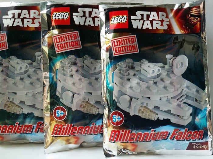 限量版現貨【LEGO 樂高】全新正品 益智玩具 積木/Star Wars星際大戰: 千年鷹號 小袋裝 75105