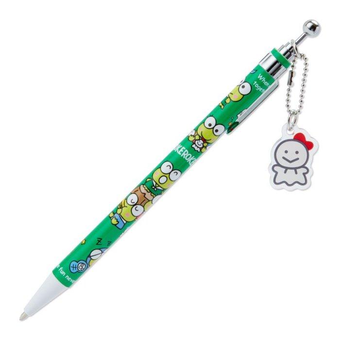 4165本通 日本製 自動鉛筆 原子筆 -晴天娃 大眼蛙 4901610474624 下標前請詢問
