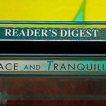 ◎1995年-3片CD-AAD錄音技術-Peace and Tranquility-等45首-讀者文摘古典音樂選集-歡
