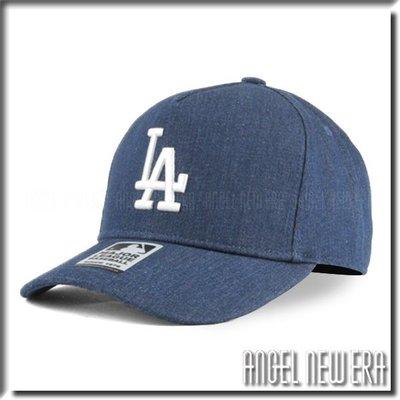 【ANGEL NEW ERA 】MLB Old Fashioned Cap LA 洛杉磯 道奇 單寧 卡車帽 丹寧
