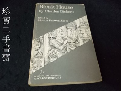 【珍寶二手書齋Fm21】Bleak House Dickens, Charles