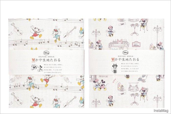 現貨  日本製 迪士尼人物紗巾