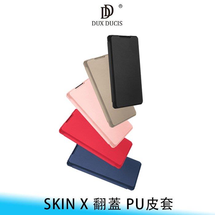 【台南/面交】DUX DUCIS 三星 Note 10/10+ SKIN X 磁吸 側翻/支架 防摔/防水 皮套 送贈品