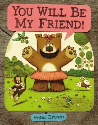 *小P書樂園* YOU WILL BE MY FRIEND!