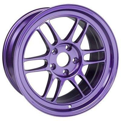 =1號倉庫= ENKEI RPF1 輕量 鋁圈 限定版 紫色 17x9J ET22 5x114.3