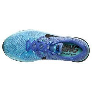 Nike Flyknit Lunar 3 620469-102 藍紫 黑底 編織 漸層輕量 698182-402全新正品