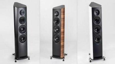 名展音響 義大利 Sonus faber Venere 3.0 落地式喇叭 新竹音響專賣 原木色